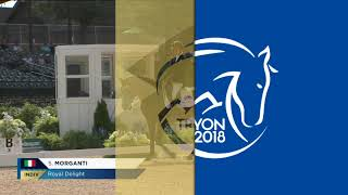 Tryon 2018 World Equestrian Games - Day 2 highlights