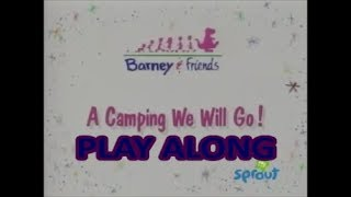 Barney And Friends Play Along - Episode 18 - A Camping We Will Go