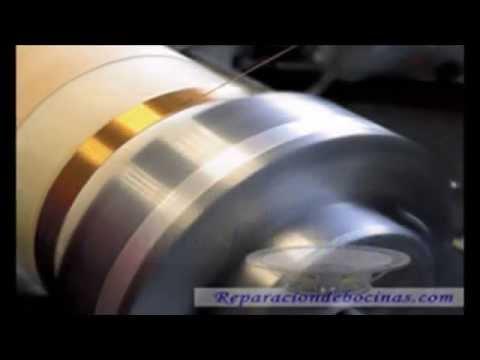 bobinas para bocinas y fabricación de bobinas especiales para bocinas de importacion