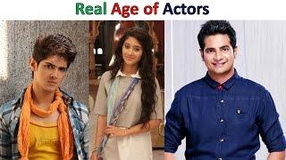 Real Age of Yeh Rishta Kya Kehlata Hai  Actors