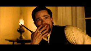 Jesse James Laughing - Knife Scene