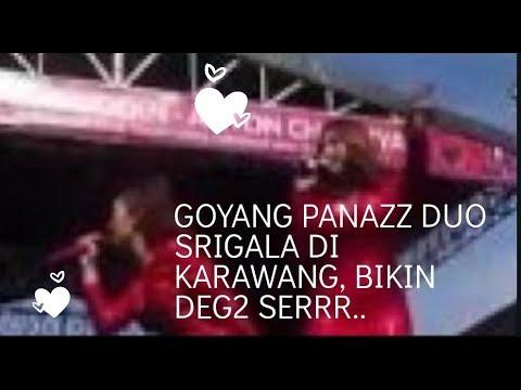 Goyang Hot Duo Srigala di Karawang, Bikin Deg2 Serrr..
