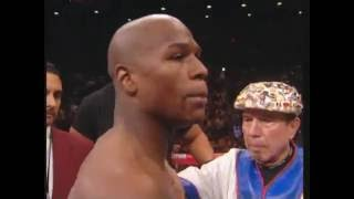 Floyd Mayweather vs  Juan Marquez Floyd comeback fight