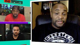 Daniel Cormier Says He Wants To Fight Jon Jones, Again | TMZ Sports