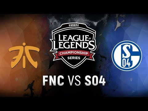 Xxx Mp4 FNC Vs S04 Week 9 Day 2 EU LCS Spring Split Fnatic Vs FC Schalke 04 2018 3gp Sex