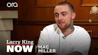 Mac Miller Dropped 170K On What!? | Larry King Now | Ora.TV