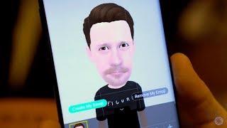 How to Use AR Emoji