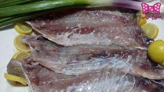 طريقة عمل الفسيخ في البيت بوصفة أمنة وبسيطة ( سمك الفسيخ المصري ) | مطبخ ميني