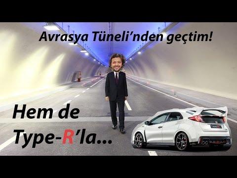 Avrasya Tüneli'nden geçtim... Vlog #7