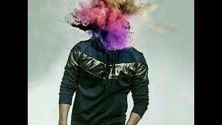 PICSART EDITING TUTORIAL | professional design | explosion head in picsart!!!!