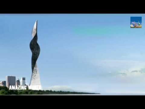 360 degrees rotating Hotel YOU decide the view Rotating Dubai Skyscraper Dynamic Tower