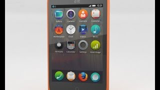3D Model GeeksPhone ZTE Open at 3DExport.com