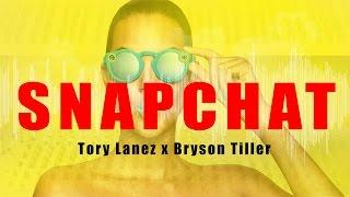 Tory Lanez x Bryson Tiller Type Beat 2017 - Snapchat: Klay Klay Beatz