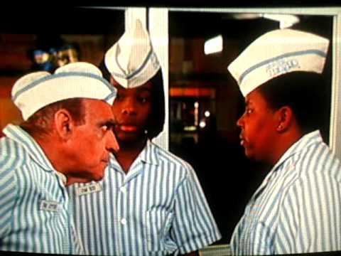 Good Burger -  Otis : Do you think you can get me to a hospital? I think i broke my ass.