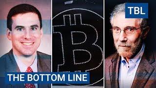 THE BOTTOM LINE: Bitcoin Mania, a Nobel Prize-winning Economist Talks Trump, and Tech Stocks