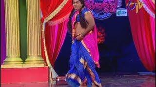 Jabardasth - Shakalaka Shankar Performance - 5th September 2013