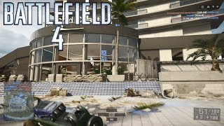 Battlefield 4: Multiplayer #191 ::Conquest:: The Gold Coast - No Commentary