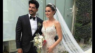 Todos los detalles de la boda de Burak Özçivit & Fahriye Evcen