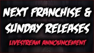 Next Kill Count Franchise & Sunday Releases Announcement