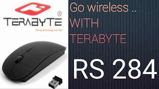 BEST BUDGET WIRELESS MOUSE AT RS284