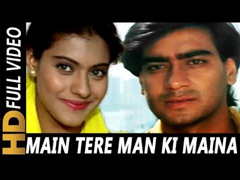 Main Tere Man Ki Maina Hoti | Vinod Rathod, Alka Yagnik | Hulchul 1995 Songs | Kajol, Ajay Devgan