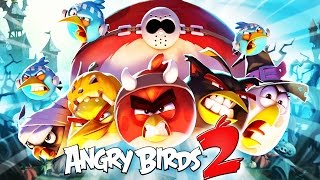 Angry Birds 2 - Spooky Halloween Costumes!