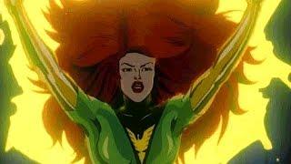 X-Men The Animated Series - PHOENIX