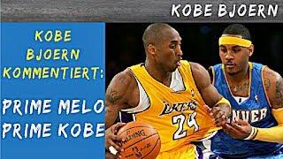 Prime Melo vs Prime Kobe!! - KobeBjoern kommentiert mit Bild - Lakers vs Nuggets 2009