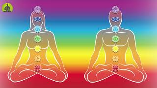 """Unblock 7 Chakras"" Boost Positive Energy, Meditation Music, Aura Cleansing & Healing Music"