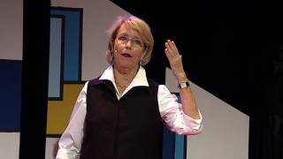 Nursing is a calling much bigger than charge capture | Susan Cooley | TEDxTWU