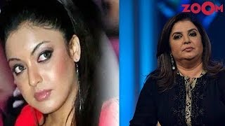 Tanushree Dutta: People like Farah Khan don't have any conscience!   Exclusive Interview