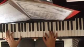PERAHU KERTAS|PIANO