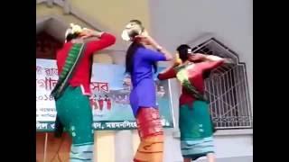 Achik Wangala Festival (GARO DANCE )