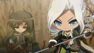 MapleStory Second Blockbuster: Heroes of Maple - Act 2 Animation