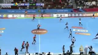 السد وبرشلونة في نهائي كأس العالم لكرة اليد