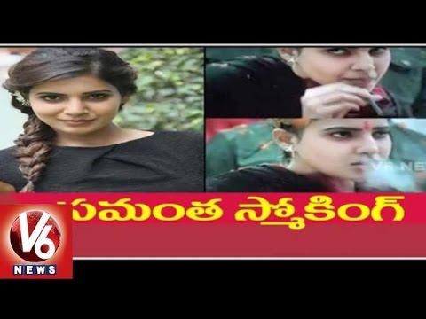 Samantha Ruth Prabhu Smoking video | 10 Endrathukulla - Tollywood Gossips