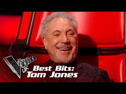 The Very Best Of Sir Tom Jones   The Voice UK 2018