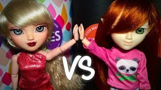 3D Printed Makies VS Injection Moulded Makies | Comparison Between Old and New Makie Dolls