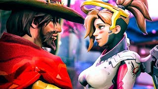OVERWATCH Full Movie 2018 All Cinematics Cutscenes / Animated Shorts