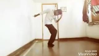 Saraainodu title song dance step