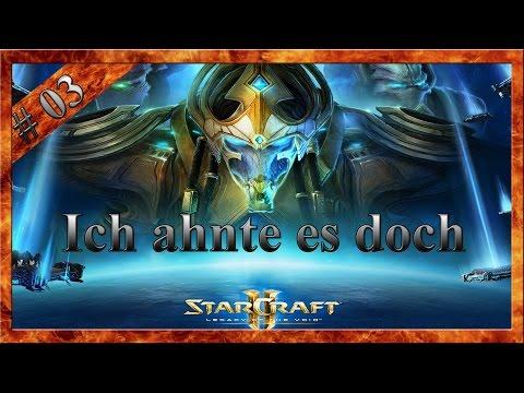 Starcraft 2 Legacy of the Void  #03 Ich ahnte es doch