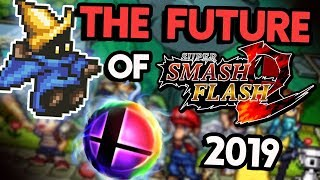 The Future of SSF2 in 2019 and 2020!