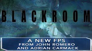 BLACKROOM by John Romero and Adrian Carmack