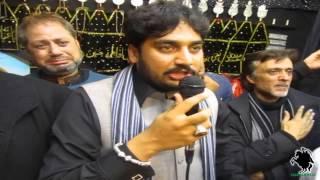 Zanjeer Zani & Vain by Zakir Waseem Abbas Baloch - 1st Rabi-ul-Awal 1434 - AGHA Northampton (UK)