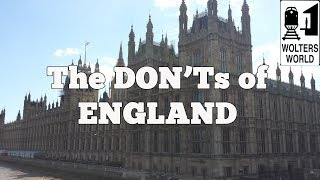 Visit England  - The DON