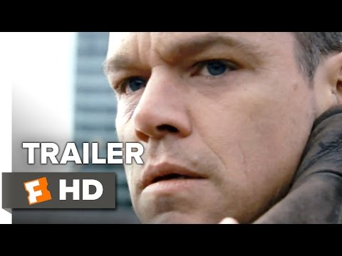 Xxx Mp4 Jason Bourne Official Trailer 1 2016 Matt Damon Alicia Vikander Movie HD 3gp Sex