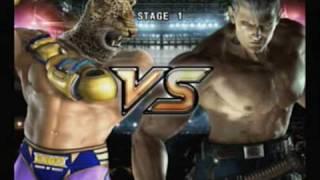Tekken 5 - King