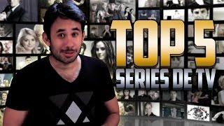 TOP 5 SERIES DE TV FAVORITAS