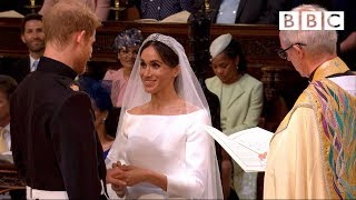 The big day in a small film | Highlights  - The Royal Wedding - BBC