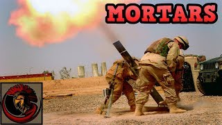 Why is the Mortar so important in battle?